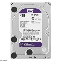 """Ổ cứng HDD Western Digital Purple 4TB 3.5"""" SATA 3 - WD40PURZ"""