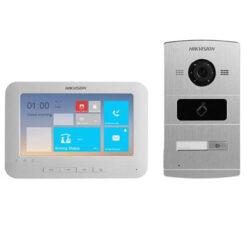 Bộ chuông cửa màn hình IP Hikvision DS-KIS601