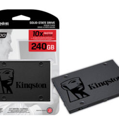 "Ổ Cứng SSD Kingston 240G SA400S37 2.5"" Sata3"