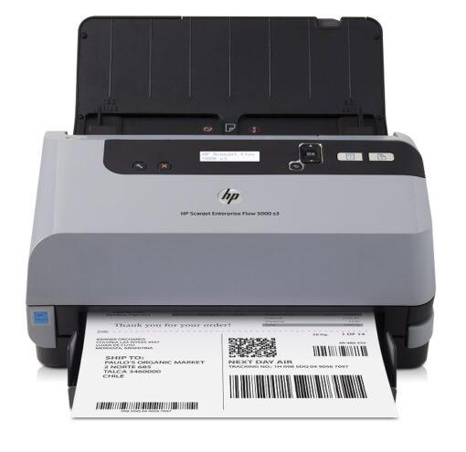Máy quét HP Ent Flow 5000 s3 L2751A