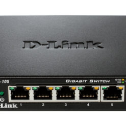 Switch Dlink DGS-105 5-port