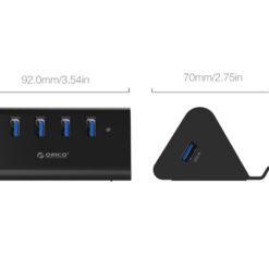 Bộ chia USB 3.0 Orico SHC-U3