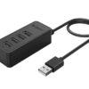 Bộ chia USB 2.0 Orico W5P-U2-30