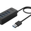 Bộ chia USB 3.0 Orico W5P-U3-30