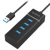 Bộ chia USB 3.0 Orico W6PH4
