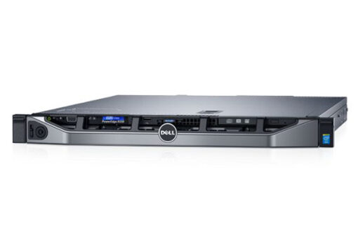 Máy chủ Dell PowerEdge R330 - Chassis with up to 4, 3.5inch Hard Drives/ Intel Xeon E3-1240