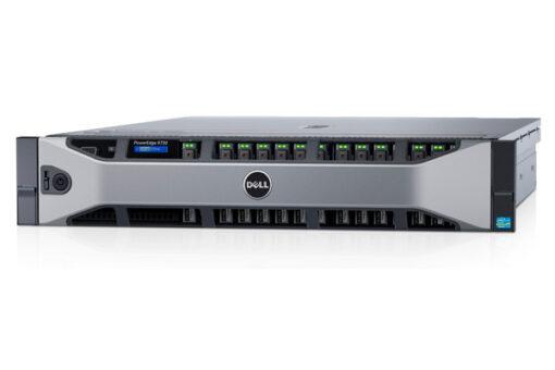 Máy chủ Dell PowerEdge R730 Server 2.5inch Chassis/ Intel Xeon E5-2620