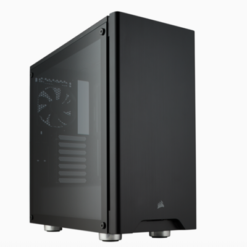 Corsair 275R Tempered Glass - Black - Mid Tower