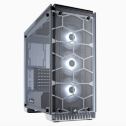 Corsair 570X RGB Tempered Glass - WHITE - Mid Tower
