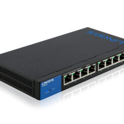 LINKSYS LGS308 8-PORT BUSINESS GIGABIT SMART SWITCH