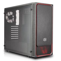 Vỏ case MasterBox E500L (side window)