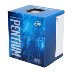 CPU Intel Pentium G4500 (3MB Cache / 3.5GHz / HD Graphics 530) Socket 1151 (Skylake)