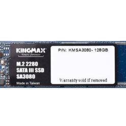 Ổ cứng SSD Kingmax SA3080 M.2  2280- 128GB- KMAXSA3080128GB