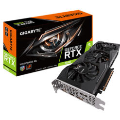 VGA Gigabyte GeForce RTX 2080 Windforce 8G (GV-N2080WF3-8GC)