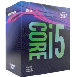 CPU Intel Core i5-9400F (2.90 GHz upto 4.10 GHz, 6 nhân 6 luồng, 9MB)