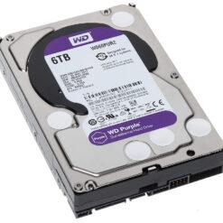"HDD desktop WD Màu Tím 6TB 3.5"" SATA 3"