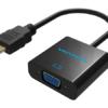 Cáp chuyển đổi Vention  VGA ra HDMI