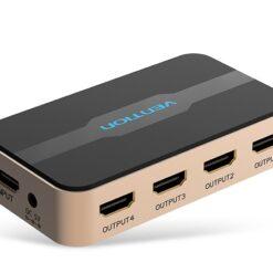 Bộ chia HDMI 1 ra 4 Vention