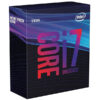 CPU Coffee Lake Core i7-9700K Processor (12MB Cache, 3.60 GHz up to 4.90 GHz)