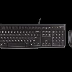 Bộ bàn phím - Chuột Logitech MK120