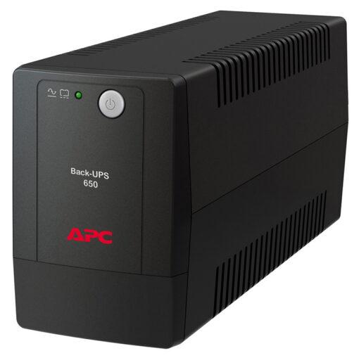 Bộ lưu điện Line Interactive UPS APC BX650LI-MS