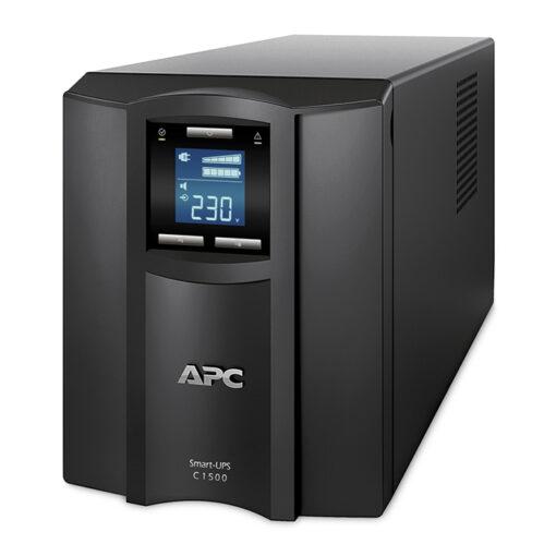 APC Smart-UPS C 1500VA LCD 230V- SMC1500I