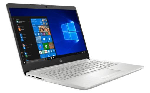 Laptop HP 14s-dq1022TU 8QN41PA silver