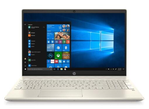 Laptop HP Pavilion 15-cs3116TX 9AV24PA Gold