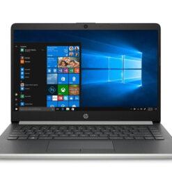 Laptop HP 14s-dk0132AU 9AV94PA Silver