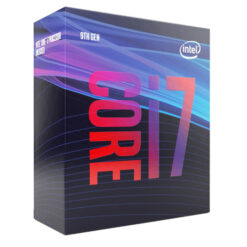CPU Intel Coffee Lake Core i7-9700 (12MB Cache, upto 4.7Ghz)