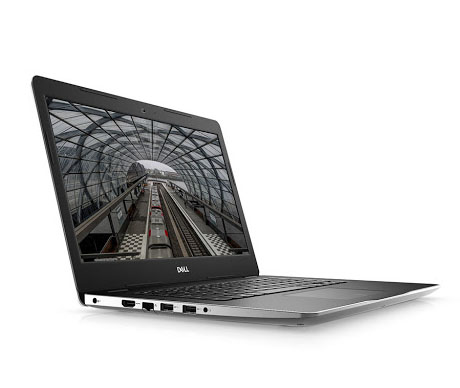Laptop Dell Inspiron N3493A P89G007N93A Silver