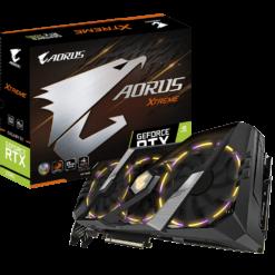 VGA Gigabyte Aorus GeForce RTX 2080 Xtreme 8G (GV-N2080AORUS X-8GC)