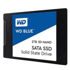 Ổ cứng SSD WD 2TB Sata3 - Blue WDS200T2B0A