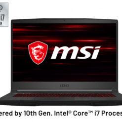 Laptop MSI GF65 Thin 10SER 622VN