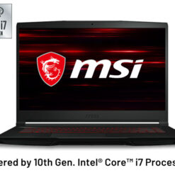Laptop MSI GF63 Thin 10SCXR  074VN