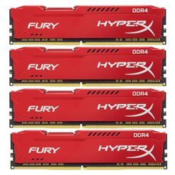 Ram PC Kingston 32GB 2666MHz DDR4 CL16 DIMM (Kit of 2) - HX426C16FBK2/32