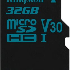 Thẻ Nhớ Kingston 32GB microSDHC Canvas Go - SDCG2/32GB