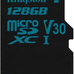 Thẻ Nhớ Kingston 128GB microSDHC Canvas Go - SDCG2/128GB