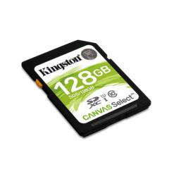 Thẻ Nhớ Kingston 128GB SDHC Canvas Select - SDS/128GB