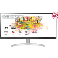Màn hình Game LG 29WN600-W UltraWide WFHD IPS HDR10