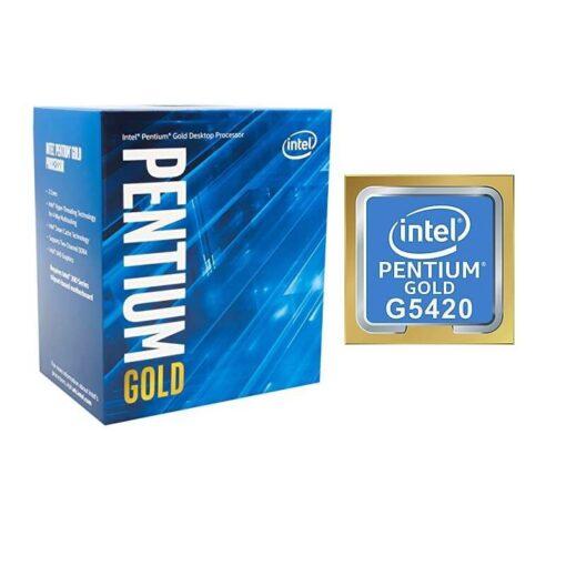 Chíp vi xử lý INTEL Pentium G5420 3.8Ghz+Quạt