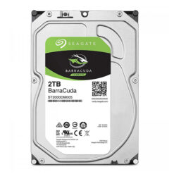 HDD Seagate BarraCuda 2TB 256MB cache (ST2000DM005) for PC
