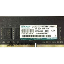 Ram Laptop Kingmax GSAG42F 8GB DDR4 2666MHz (1.2V)
