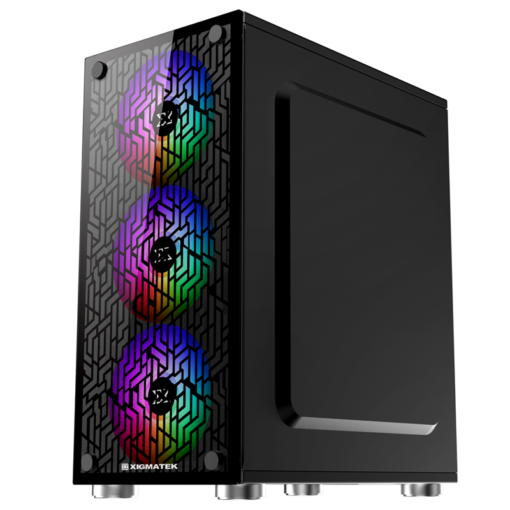 PC AKC Gaming AKH3.I3.H310GG.R4.VGA7101G
