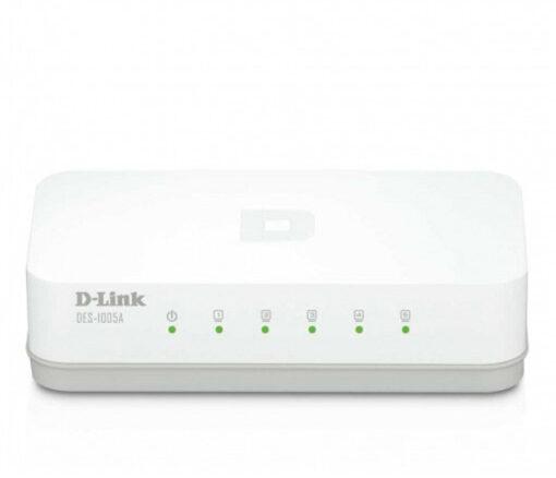 Switch Dlink DES-1005A 5 Port