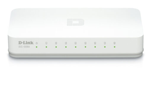 Switch Dlink DES-1008A 8 Port