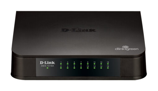 Switch Dlink DES-1016A 16 Port
