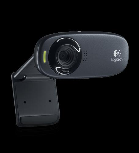 Webcam Logitech C310