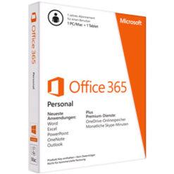 Microsoft Office 365 Personal 32-bit/x64 English