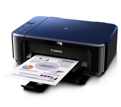 Máy in phun màu đa chức năng Canon E510